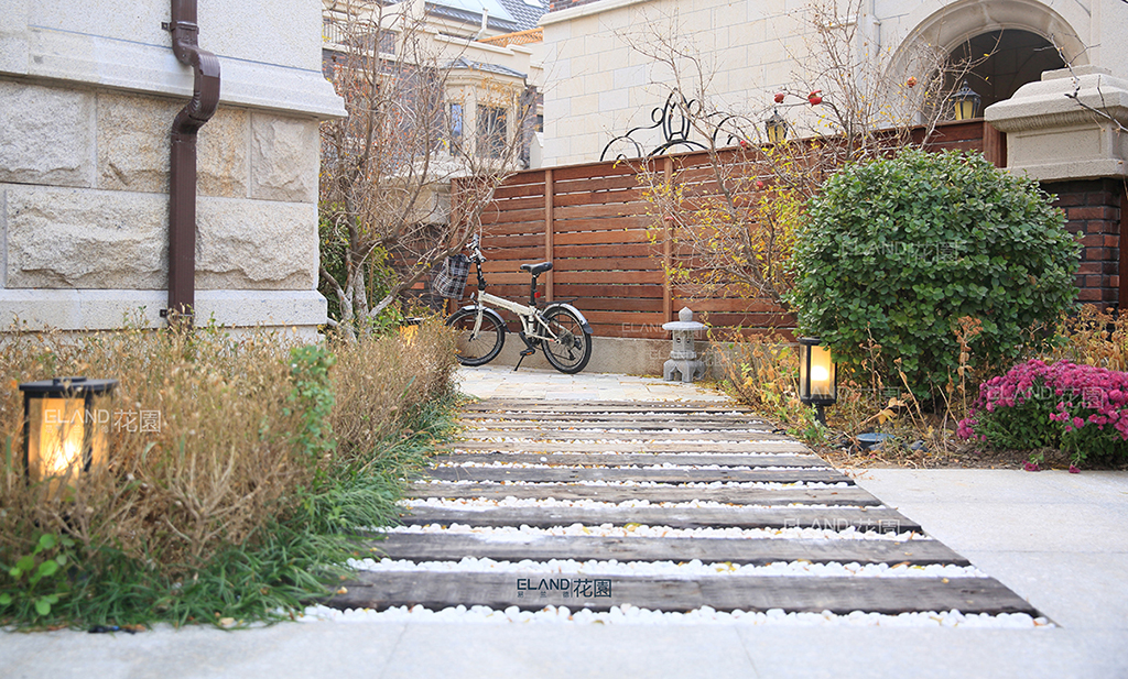 易兰德景观京基领墅A项目_图片1