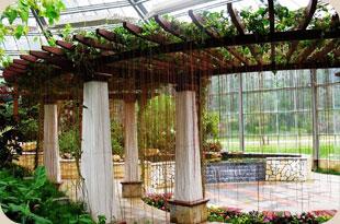 易兰德花园系统之庭院廊亭设计图片
