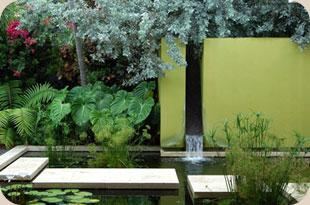 易兰德花园系统之庭院景石设计_图4