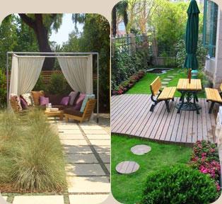 易兰德花园系统之庭院铺装设计