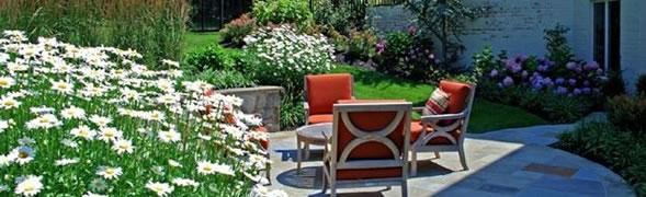 庭院景观设计的十大原则