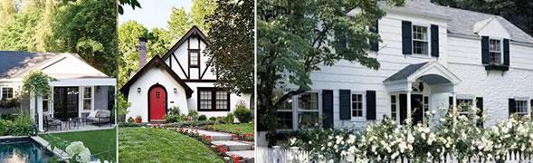 易兰德美式风格庭院景观设计简单大气