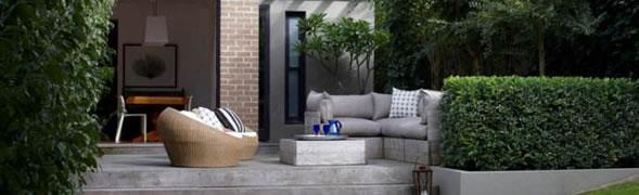 天津庭院景观设计的设计要点