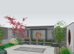 易兰德景观北塘古镇项目