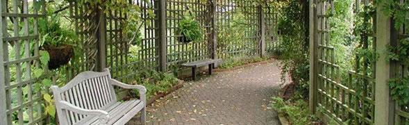 易兰德花园系统之庭院廊亭设计