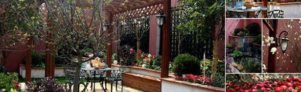 易兰德花园系统之庭院植物设计